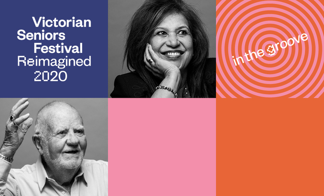 victorian seniors festival reimagined 2020, community event, fun things to do for the elderly, seniors festival online, performances, zoom interviews, story telling tristan meecham, bec reid, all the queens men, elders dance club, social distancing, covid-19, entertainment for the elderly