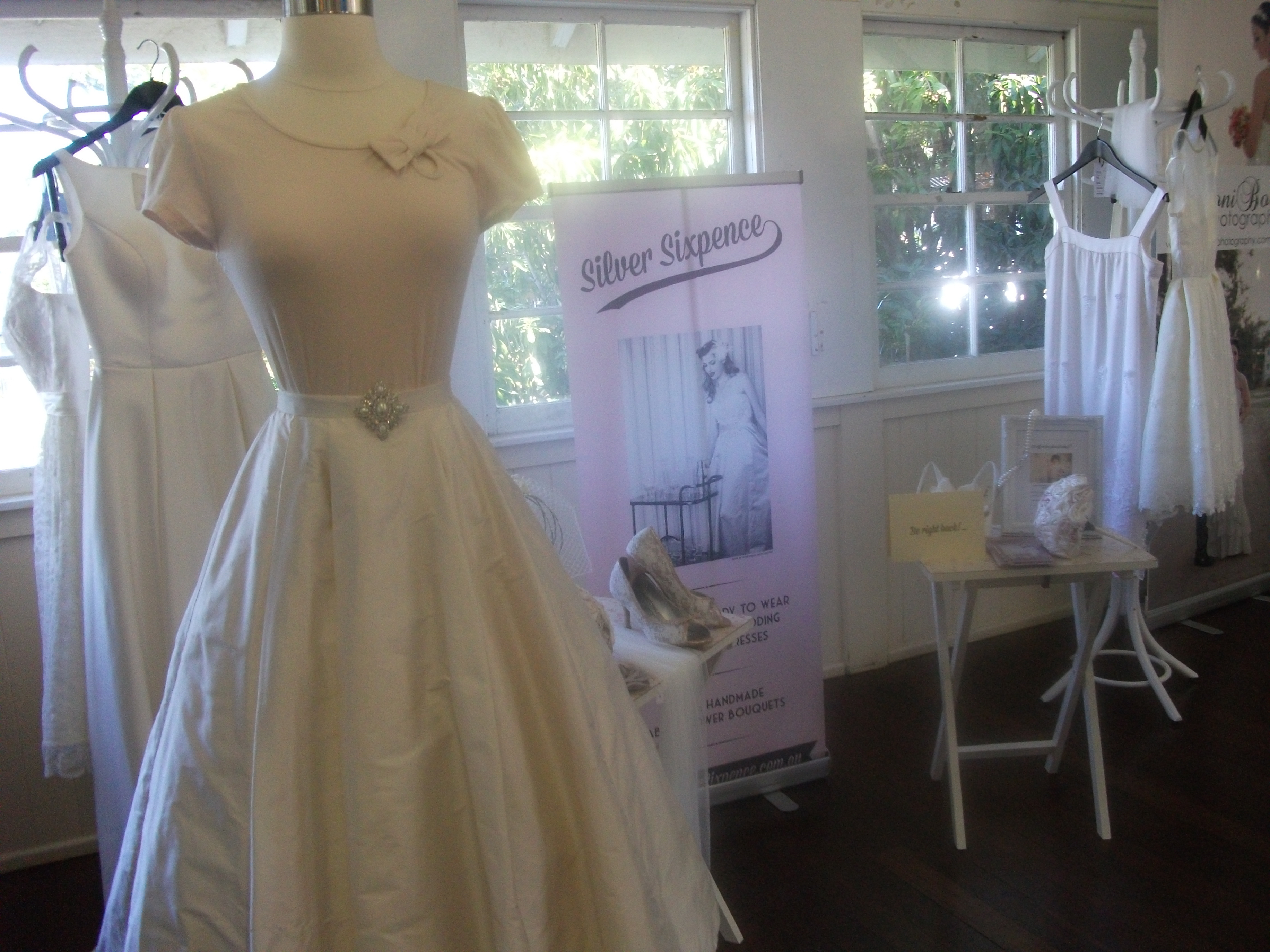 The vintage and handmade wedding fair brisbane vintage dresses and accessories large image junglespirit Image collections