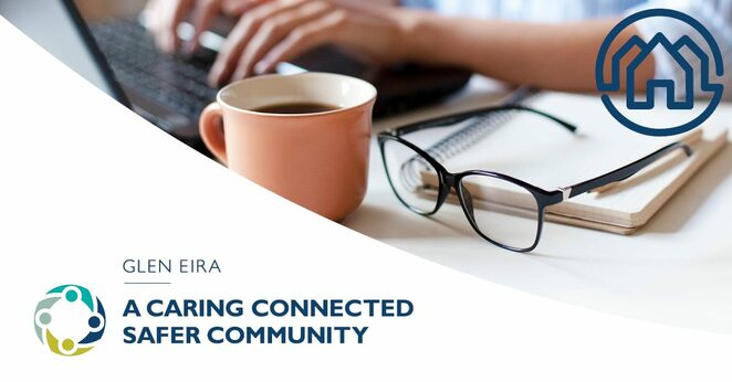 virtual coffee with a cop, eyewatch, glen eira bayside police service area, glen eira city council, police online event, law and order, mental health, inspector katriona kelly, victoria police, pandemic, community event, q&a, guest speakers, covid-19 pandemic
