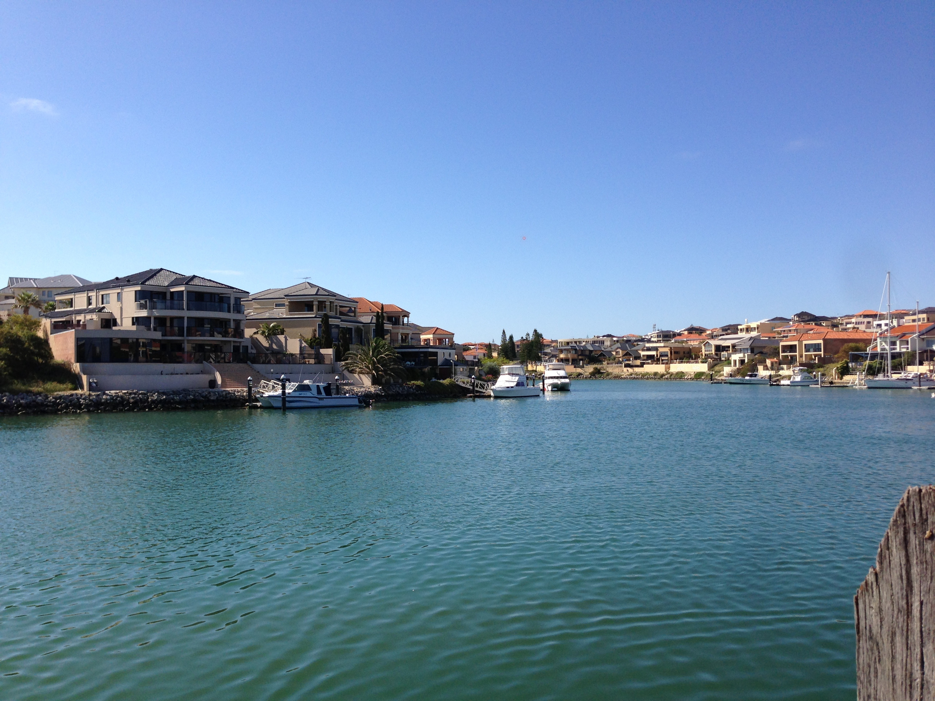 Waterfront Cafe And Restaurant Mindarie