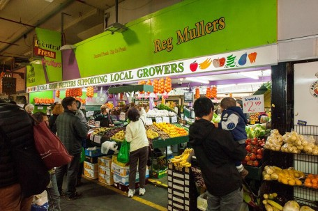 Adelaide Central Market, fresh food, vegetables, fruit