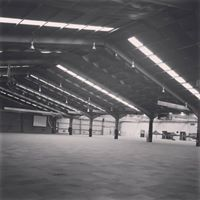 Agriclultural Hall Melbourne Showgrounds