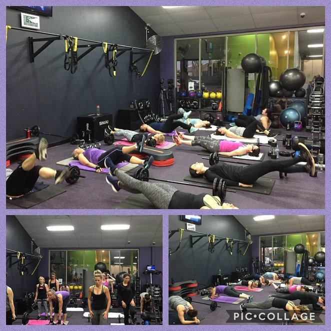 anytime fitness, salamander bay, NSW, gyms, best gyms, port stephens, newcastle, exercise classes, gym classes, small groups, seniors,