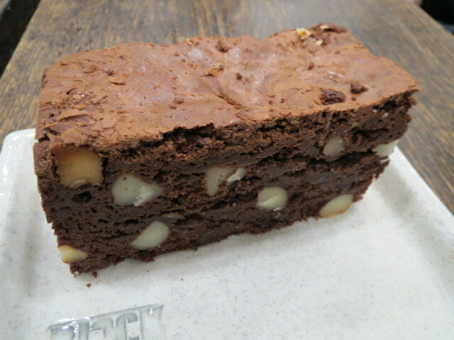 Black Star Pastry, Sydney CBD, Macadamia Brownie