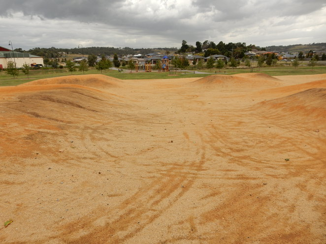 BMX Track, park, Ackland, Narre Warren North, Bike riding,