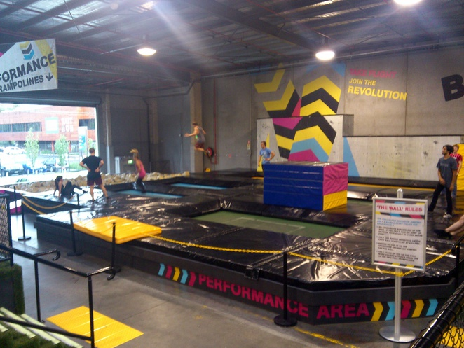 Bounce Inc Glen Iris
