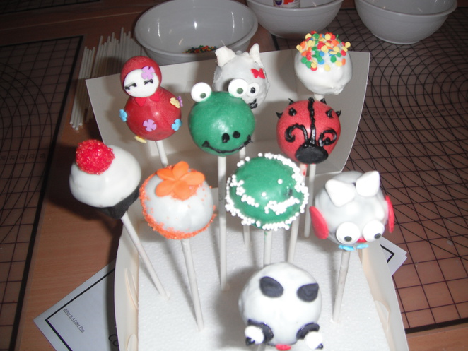 cake pops course