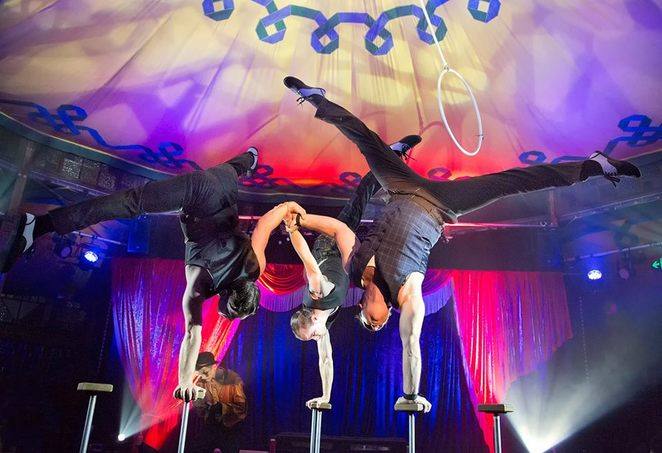 Carnival of Lost Souls Acrobatics