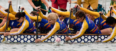 come try dragon boat racing