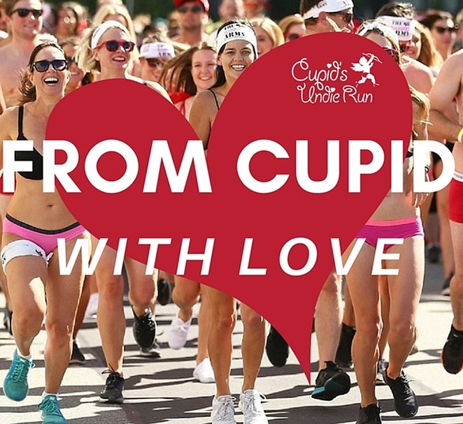 cupids undie run, canberra, 2018, ACT, fun runs, charity runs, valentines day, what to, valentines day 2018,