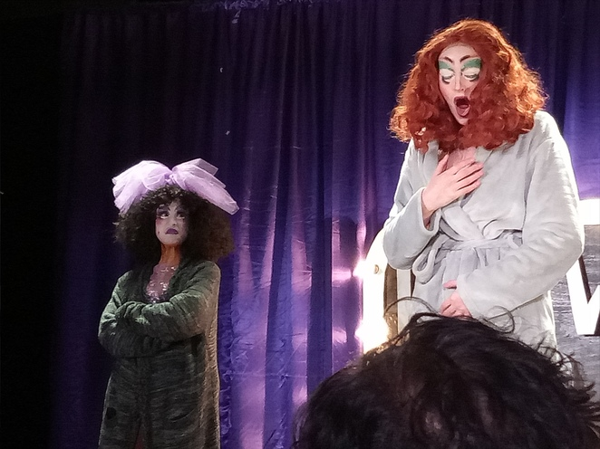 Drag Race, Melbourne fringe festival, live show, performance, comedy, Lithuanian Club, north Melbourne
