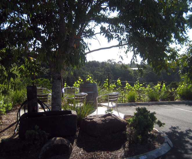 The Flame Hill Winery near Montville is a popular stop on winery tours