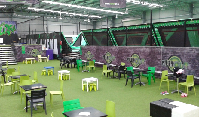 flip out, hume, canberra, teenagers, ACT, trampoling centres,