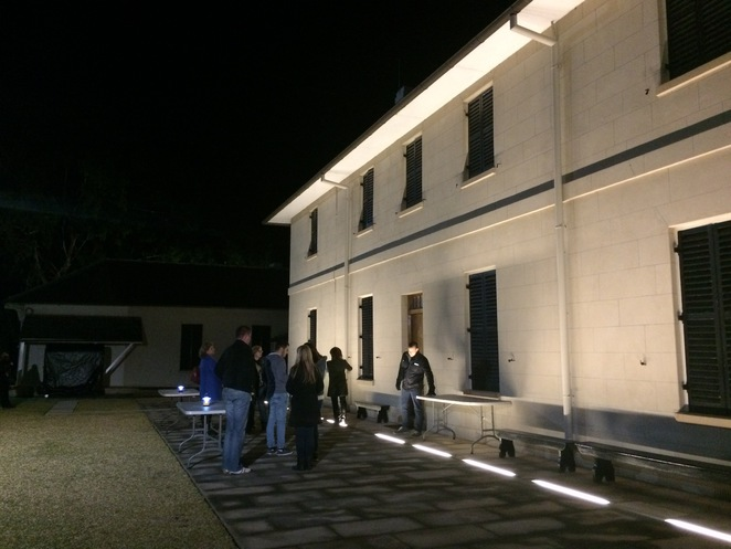 Ghost tours of Old Government House