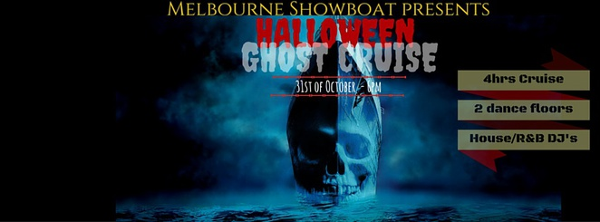 Halloween Ghost Cruise