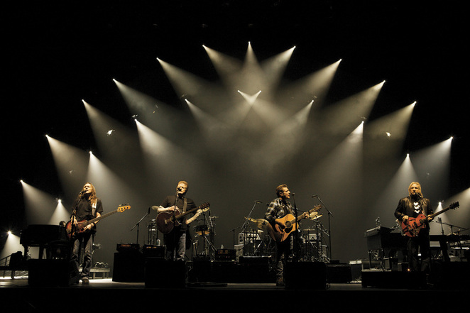 History of the Eagles Tour