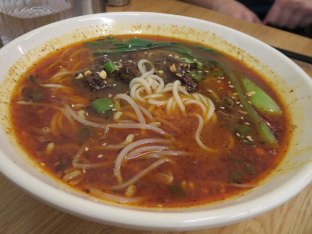 Holy Noodle Bar, Spicy Braised Beef Noodle Soup, Adelaide