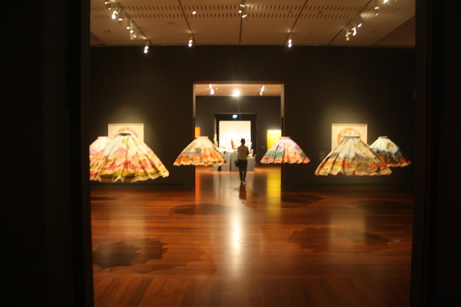 Last Days for Tarnanthi at the Adelaide Art Gallery