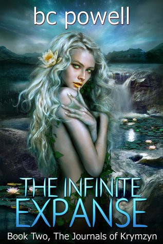 Infinite Expanse, novel, fantasy, unique, science fiction, paranormal,