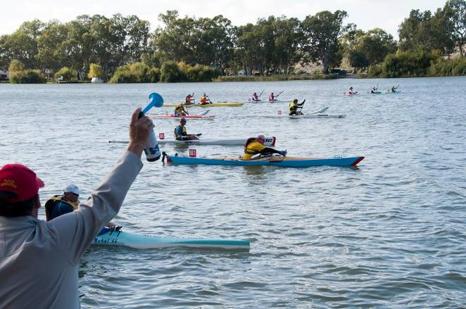Kayak, canoe, floatfest, murray river, river murray,
