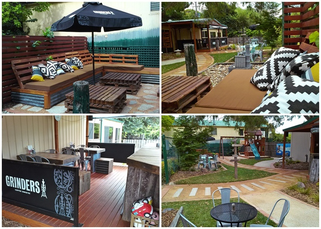krack'd peppa, rose cottage, canberra, gilmore, pubs, cafes, family friendly, cafes with playgrounds, toddlers, kids,
