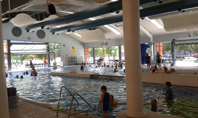 lakeside leisure centre, splash park, canberra, swimming pool, tuggeranong, greenway, pools in canberra,