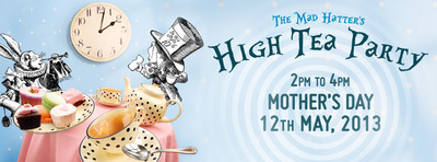 mad hatter's high tea party