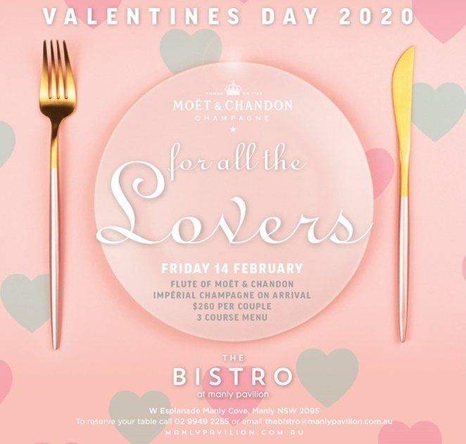 manly pavilion, manly, valentines day, 2020, whats on, dinner, romantic, special, views, NSW, sydneys northern beaches,