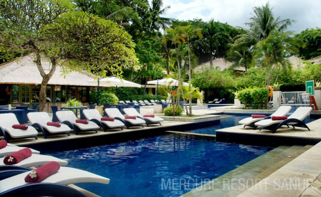 mercure,hotel,resort,bali,sanur,best,cheap,family