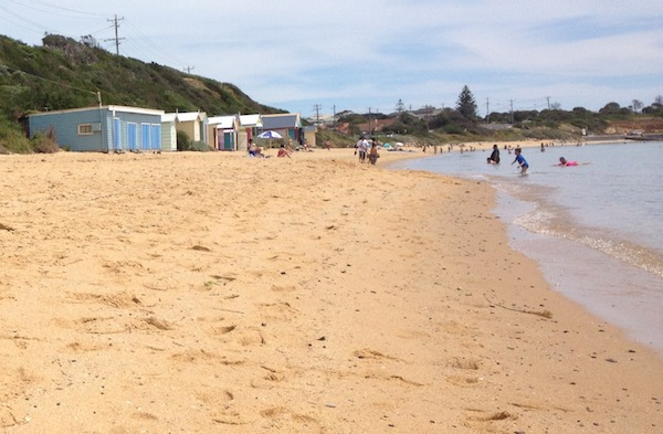 Mothers Beach Mornington