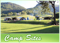 Neurum Creek Camp Sites