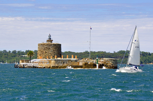 NSW Sydney Fort Denison Sydney Harbour Museum Museums Fortifications