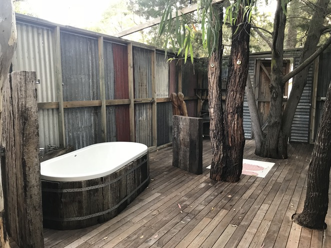 outdoor bathrooms, worlds best outdoor bathroom, camping, WA camping, camp sites WA, road trips