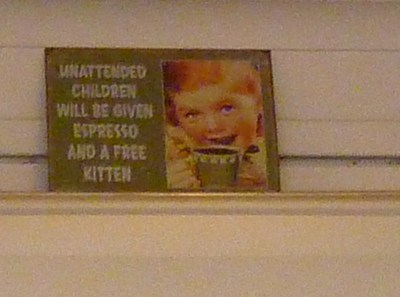 The Little Fig - unsupervised children quote
