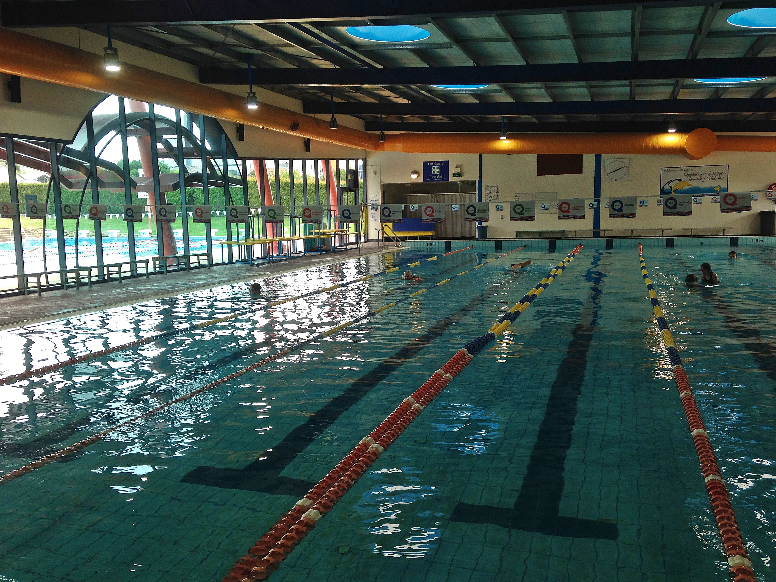 Queanbeyan pool wet play area canberra for Swimming pool in novaliches area