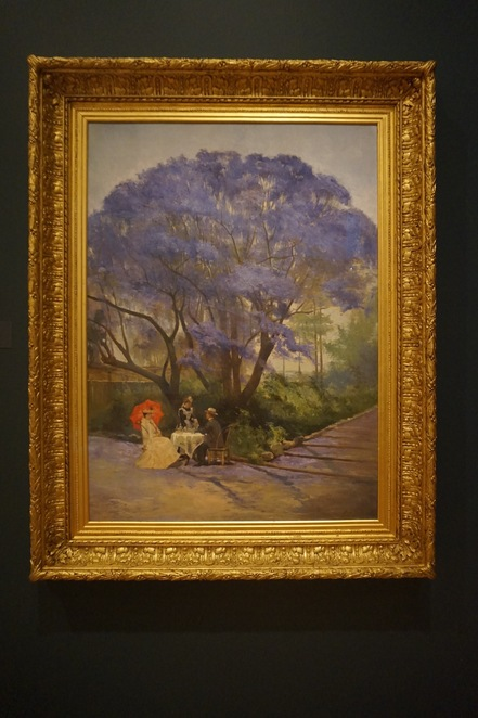 R. Godfrey Rivers The Jacaranda Tree