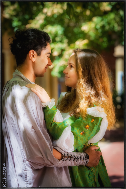 Romeo and Juliet at Little Theatre