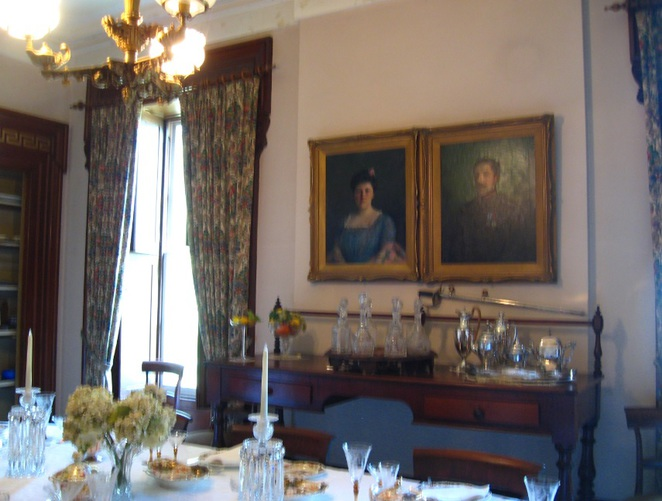 Ruthven, dining, manor, house, historic, tours, paintings, culture,