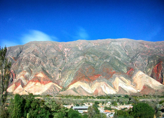 Salta province north west argentina humahuaca jujuy landscapes paleta del pintor