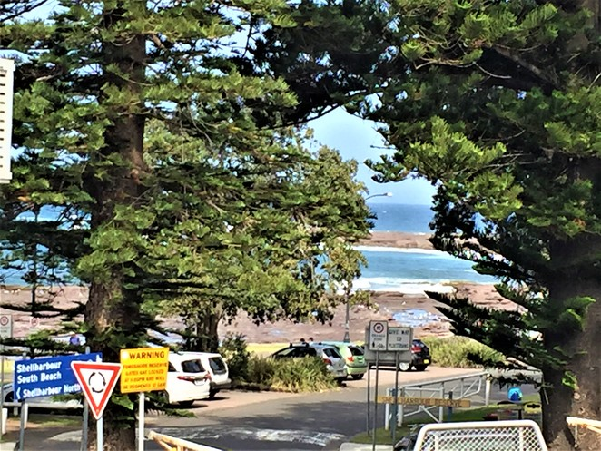 shellharbour, pelicans rest, beach holiday, south coast NSW, getaway, vacation, country nsw