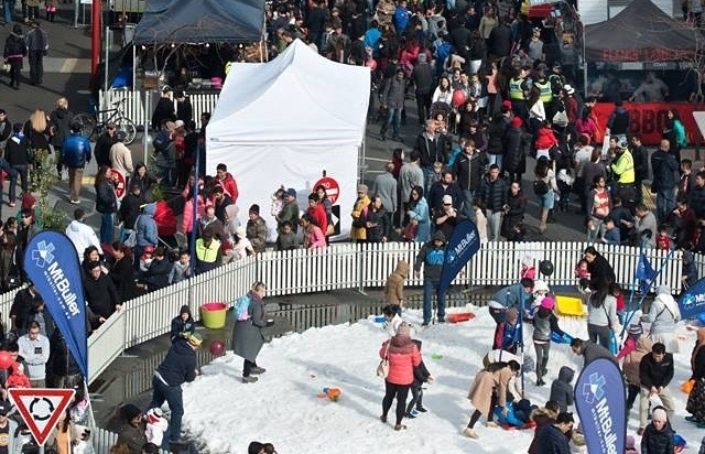Springvale Snow Fest, 2018, Snow, Ice sculpture, fun for kids, snow play, winter, festivals, free, see the snow, fireworks, snow fest 2017,