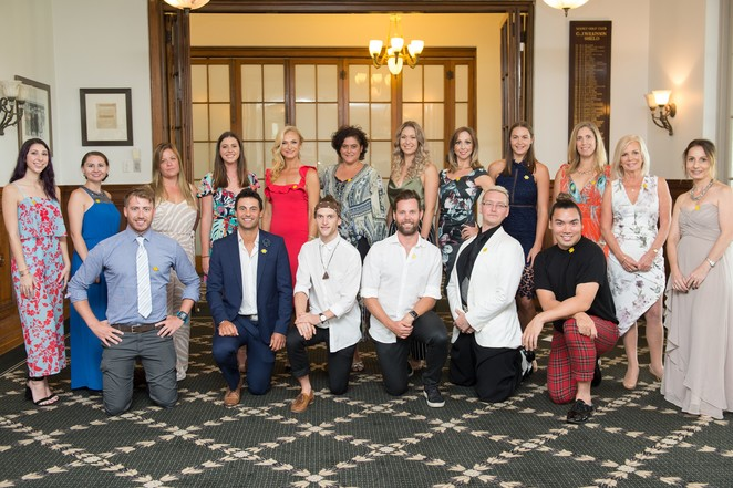 Stars of the Beaches Dance for Cancer, Cancer Council NSW, fundraiser, gala dinner, cancer research, Manly Golf Club, Miramare Gardens, Dancing With The Stars, Arthur Murray Dance Centres, Tempo Red Academy of Performing Arts, local business, business people, community leaders