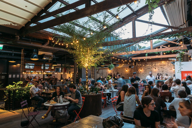 Stomping Ground Brewery & Beer Hall melbourne