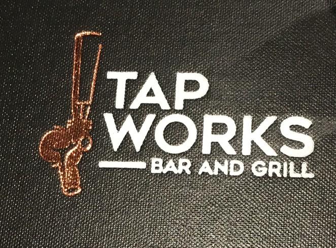 tapworks bar and grill chermside