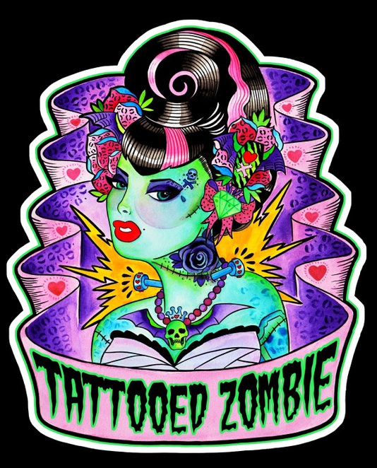 Tattooed Zombie