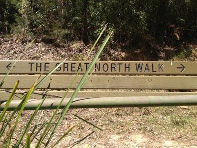 The Great North Walk