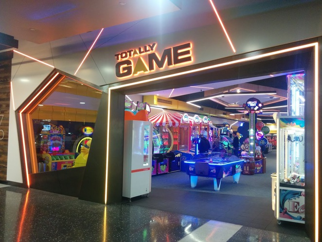 Totally Game, Totally Game Arcade, Totally Game Southland, Totally Game Westfield, Totally Game Cheltenham