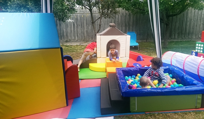 Tumble Days Soft Play Equipment Hire