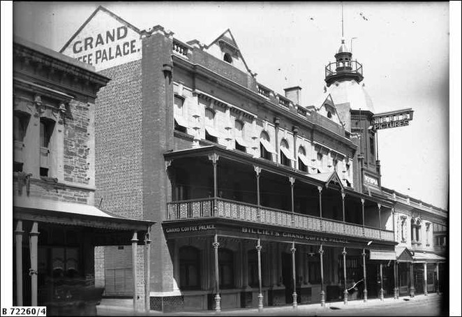 walks in adelaide city, things to do in adelaide, history sa, adelaide history, walking trails, adelaide city explorer, adelaidia, about adelaide, grand coffee palace