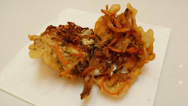 Warong, Vegetable Fritters, Adelaide